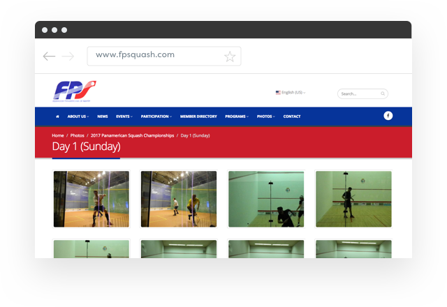 sportyHQ Bring your own domain